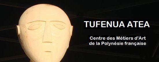 Le Ti'i du Centre des Métiers d'Art de la Polynésie française au musée du quai Branly.