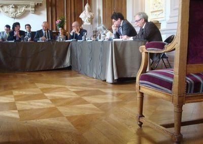 Le précédent conseil d'arrondissement a eu lieu le 19 septembre 2011 - Photo : VD.