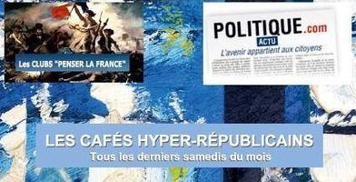 26 novembre 2011 : 8ème Café Hyper-républicain avec Annie Lacroix-Riz