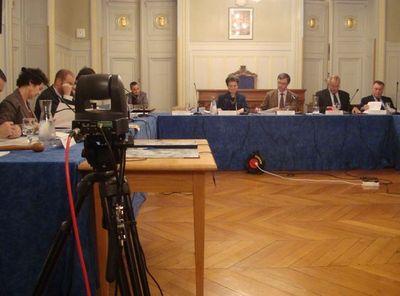 Précédent conseil d'arrondissement le 8 novembre 2011 - Photo : VD.