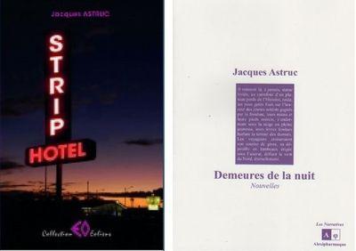 13 décembre 2011: Jacques Astruc fait son mardi littéraire