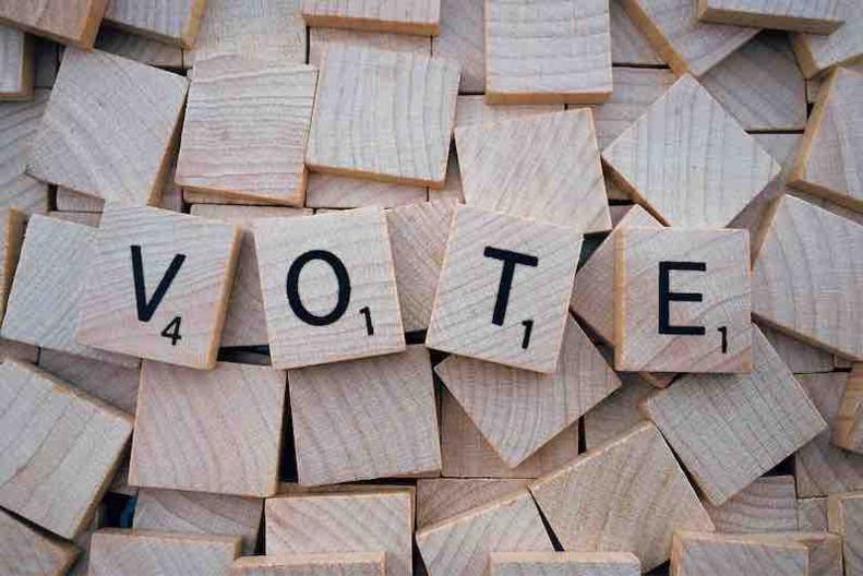 """Au jeu du Scrabble, combien rapporte le mot """"Vote"""" ?"""