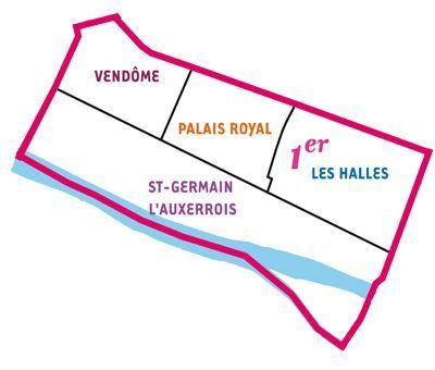 (c) Mairie de Paris - Conseils de quartier dans le 1er arrondissement.