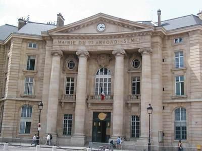 (c) Mairie du 5e arrondissement - Photo : Tatiana Hagondokoff.