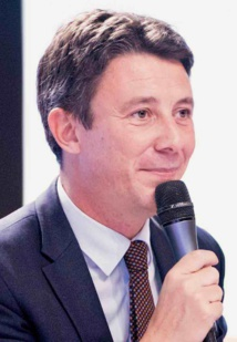 Benjamin Griveaux en octobre 2018 © Jacques Paquier CC-BY SA 2.0.