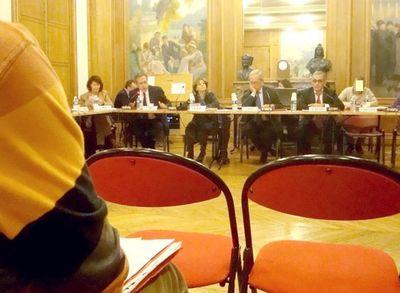 Le dernier conseil d'arrondissement de l'année 2011 - Photo : VD.