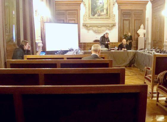 Conseil d'arrondissement le 5 décembre 2011 - Photo : VD.