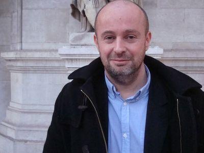 Nicolas Stoquer, candidat du RPF aux élections présidentielles et législatives 2012 - Photo : VD.