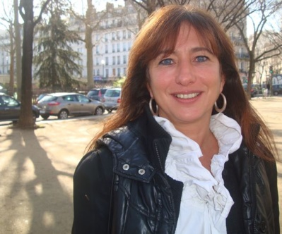 Marie-Claire Carrère-Gée - Photo : VD.