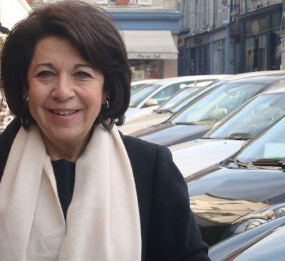 Corinne Lepage à Senlis le 22 février 2012 - Photo : VD.