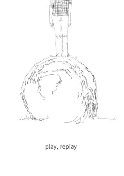 (c) Heidi Moriot, Play, replay.