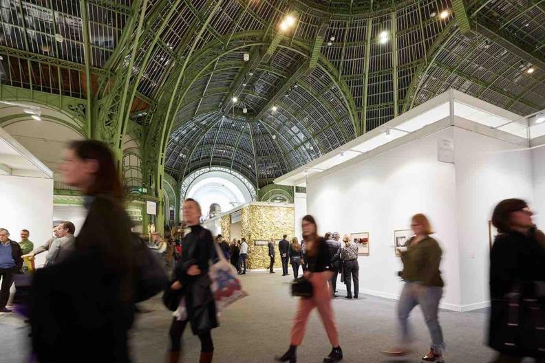 Vernissage Paris Photo 2019, 6 November Grand Palais © Florent Drillon