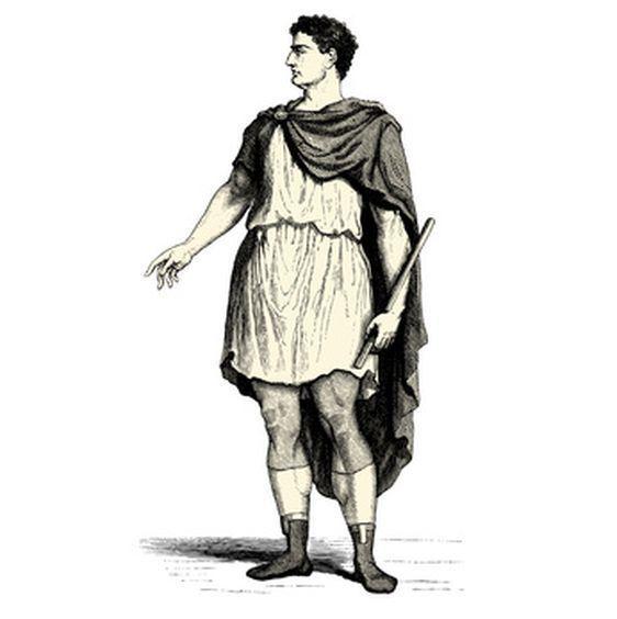 La tunique romaine servira-t-elle de modèle pour la nouvelle tunique ? © lynea - Fotolia.com