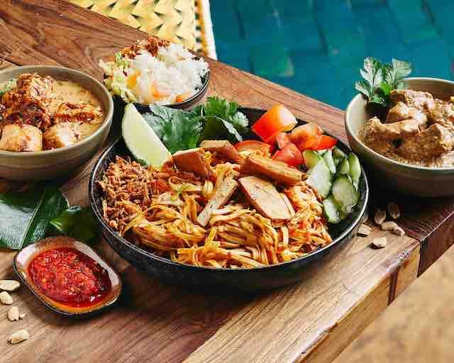 Simplified Indonesian menu, djawa food eatery, Paris©djawa, Paris