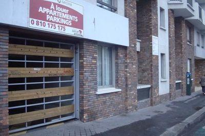 Une pancarte oubliée : la société Locare qui gère les appartements du groupe Gecina ne propose plus d'appartements à la vente ou à la location dans le 10e arrondissement - Photo : VD.