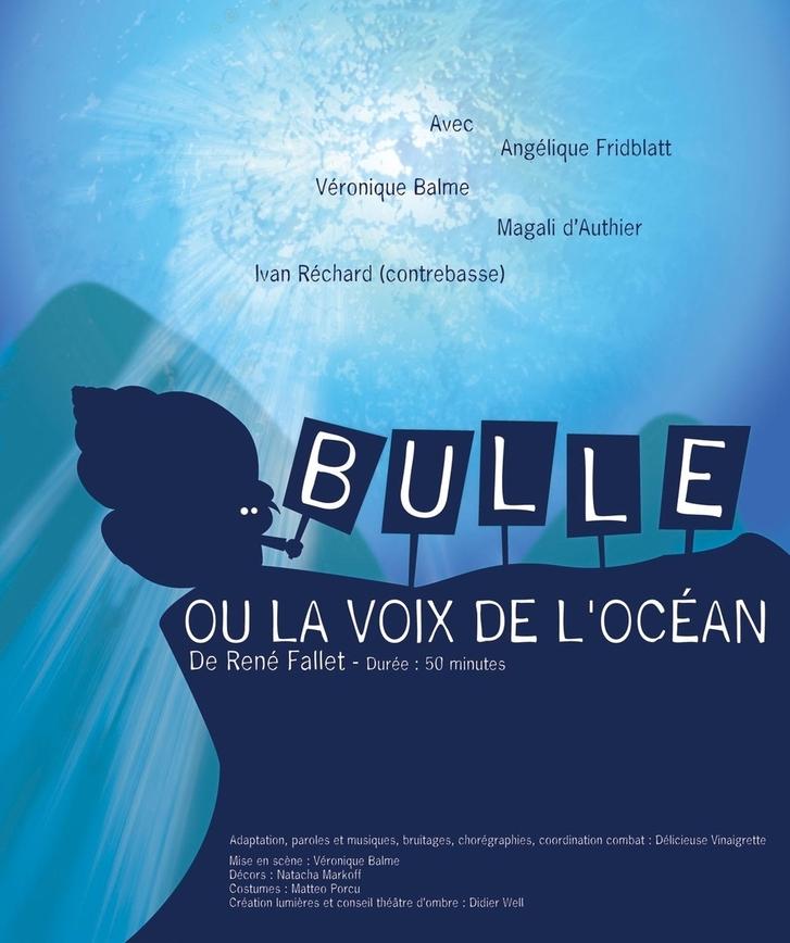 (c) Bulle ou la voix de l'Océan de René Fallet.