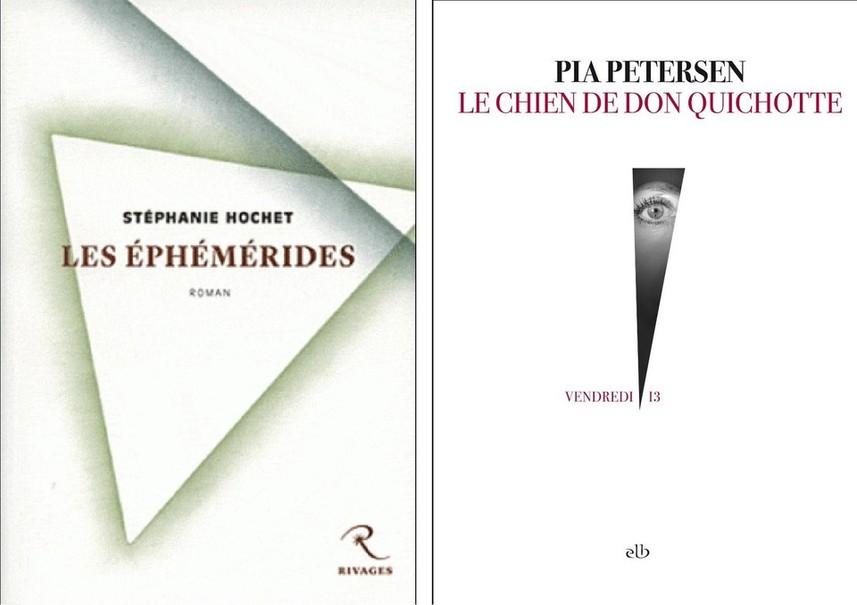 24 avril 2012 : Stéphanie Hochet et Pia Petersen font leur mardi littéraire