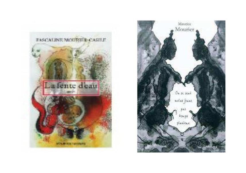 Pascaline Mourier-Casile et Maurice Mourier font leur mardi littéraire dans le 6e arrondissement de Paris.