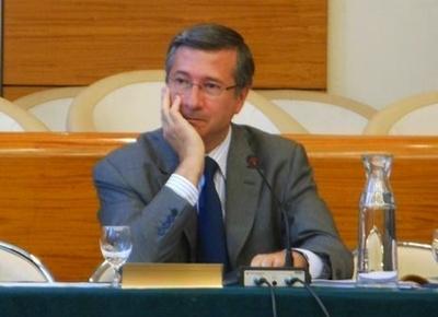 Jérôme Dubus, président de la séance pour le vote du compte administratif 2011 - Photo : GB.
