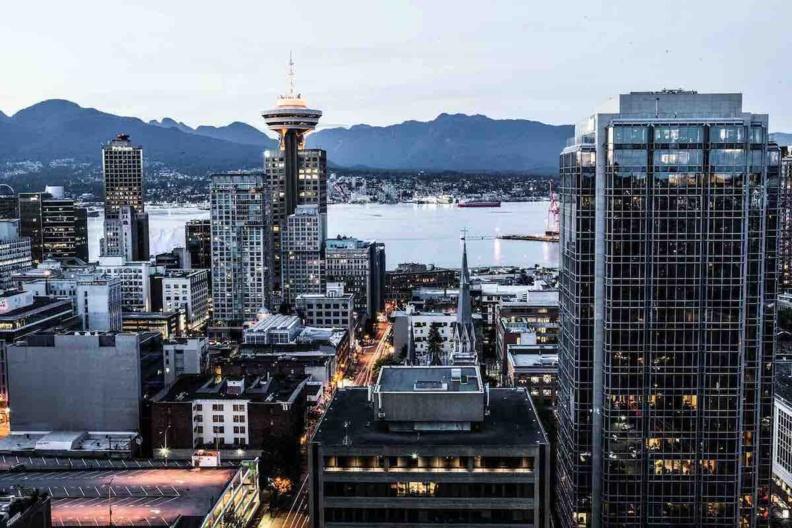 Vancouver au Canada © DR