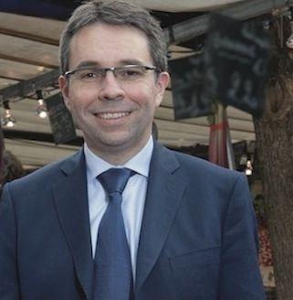 (c) David Alphand photo officielle de candidat aux législatives 2012.