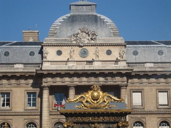 Palais de Justice de Paris - Photo : VD.