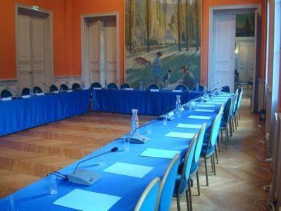 Le précédent conseil d'arrondissement s'est tenu dans la salle des commissions le 3 mai 2012 - Photo : VD.