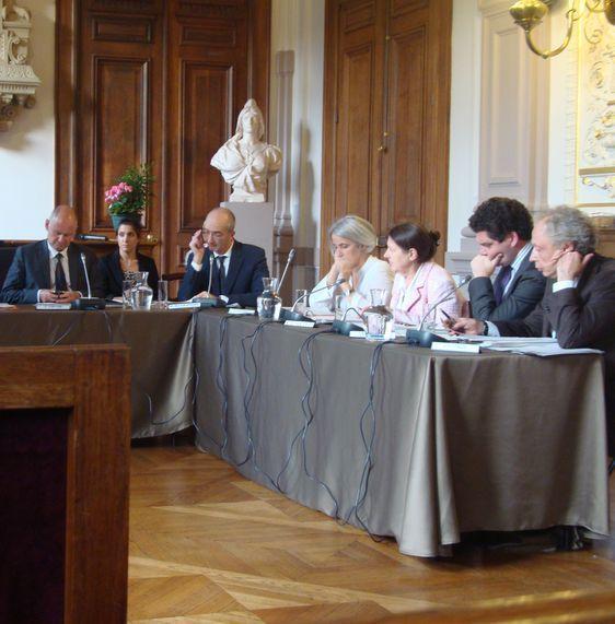 Le précédent conseil d'arrondissement a eu lieu le 7 mai 2012 - Photo : Archives Paris Tribune 2011.