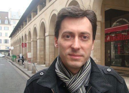 Laurent Audouin - Photo : VD.
