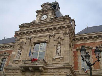 Mairie du 19e arrondissement : le précédent conseil d'arrondissement a eu lieu le 7 mai 2012 - Photo : VD.