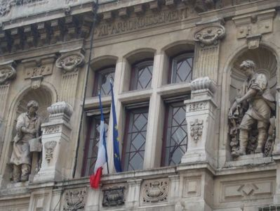 Mairie du 12e arrondissement : le précédent conseil d'arrondissement a eu lieu le 7 mai 2012 - Photo : VD.