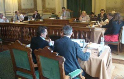 Le précédent conseil du 1er arrondissement le 4 juin 2012 - Photo : VD.