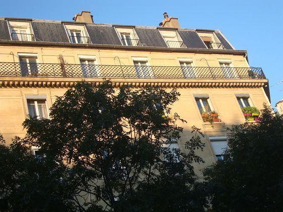 Logements dans le 13e arrondissement de Paris.
