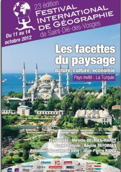© 2012 Festival International de Geographie.