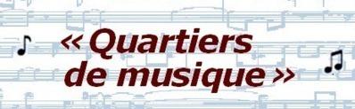 14 septembre : « Quartiers de musique » avec Jean-Francois Chiama