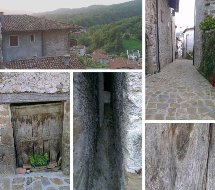 Le village, ses ruelles, ses maisons (c) S. Cillemogia.