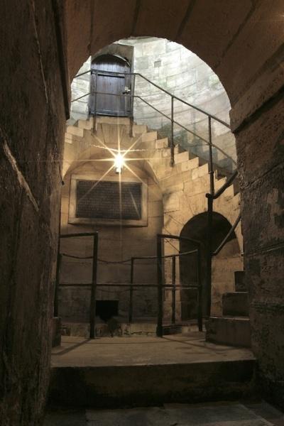 Le regard de la Lanterne - vue intérieure © Photo ASNEP.