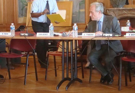 Le précédent conseil a eu lieu le 7 mai 2012 - Photo : VD.