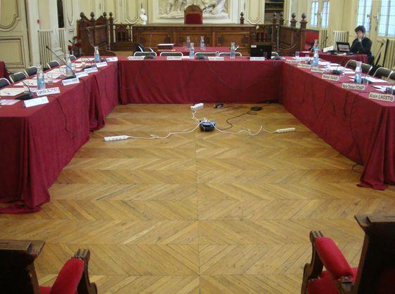 Conseil du 10e arrondissement.