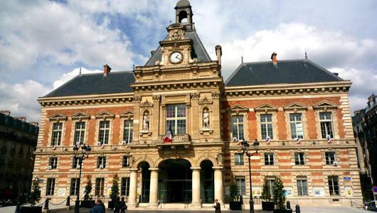 (c) Mairie du 19e arrondissement.