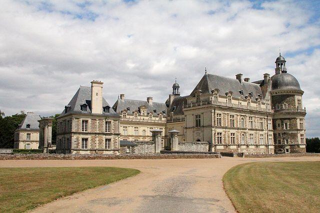 Château de Serrant (c) Thierry de Villepin.