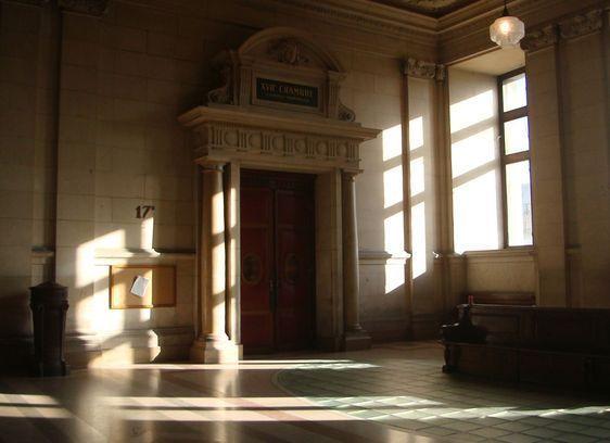 17e chambre correctionnelle du Tribunal de Grande Instance de Paris - Photo : VD.