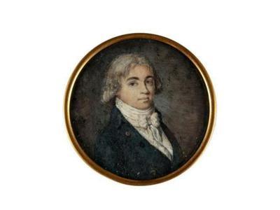 Portrait de Charles Barbaroux (c) Etude Coutau-Bégarie.