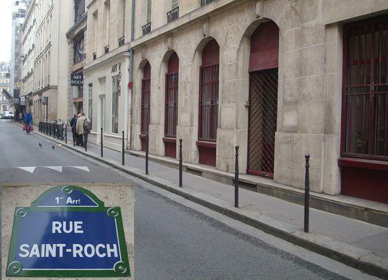 L'ancien resturant Emeraude de la Ville de Paris rue Saint-Roch va laisser la place aux Resto du Coeur.