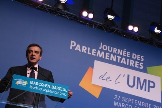 François Fillon - Crédit Photo : UMP.