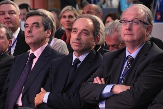 Journée des Parlementaires le 27 septembre 2012 - Crédit Photo : UMP.