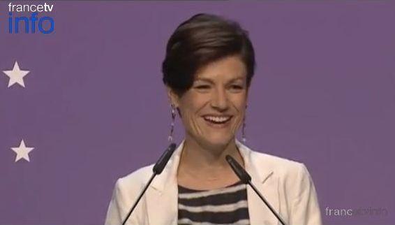 Chantal Jouanno (c) Capture d'écran France Télévisions.