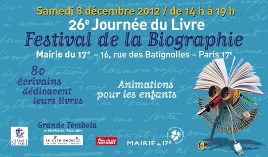 Journée du livre (c) mairie du 17e arrondissement.