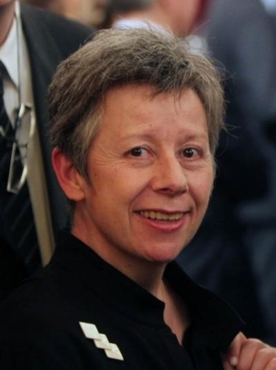 Hélène Dupif commissaire divisionnaire, chef de la brigade de répression du banditisme (BRB) (c) Préfecture de police de Paris.