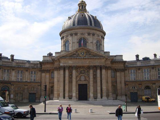 Institut de France (c) Olivier Costel